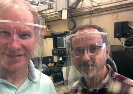 GTRI Researchers Design PPE to Save Lives
