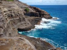 Pearl City Cliffs and Ocean