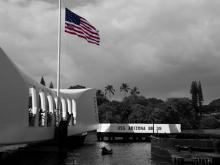 Pearl City Flag and Memorial